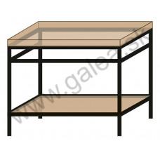 Kúpeľňový stôl K20/S4/90