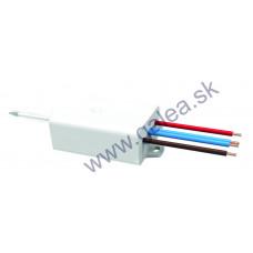 Prijímač MINI - X1 Max 100W, Zap/Vyp, Stmievanie LED žiaroviek