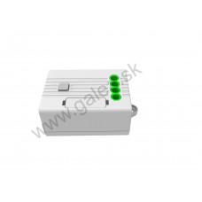 Prijímač X1 Max 300W, Zap/Vyp, Stmievanie LED žiaroviek