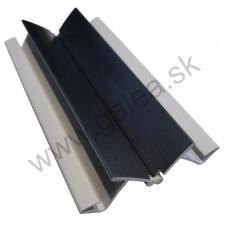 S100/F1 - vnútorný a vonkajší roh flexi 0° až 270°, výška 100 mm