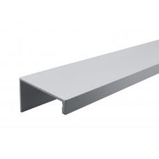 S2547 - úchytkový profil na priskrutkovanie, v dĺžke 2,5 bm