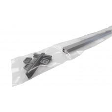 Mvzpera600/1 - hliníková vzpera 600 mm, drezy, police, chrbáty skriniek